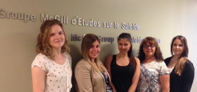 Katherine St-Laurent, Krystle Vieira, Marie-Martine Beaulieu, Martine Lachance, Marie-Eve Beaudet